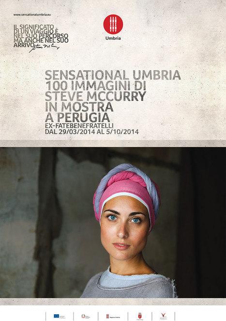 Sensational Umbria, 100 immagini di Steve McCurry in mostra a Perugia | Umbria Wedding and Leisure | Scoop.it