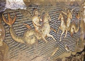 ARCHAEOLOGY - Eros mosaic found in southern Turkish city | Archaeology News | Scoop.it