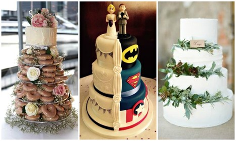 2017 Wedding Cake Trends | Hairstyles, Fashion, and Beauty Trends | Scoop.it