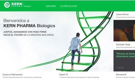 Kern Pharma renueva su página web sobre biosimilares   Terrassa: economia i societat   Scoop.it