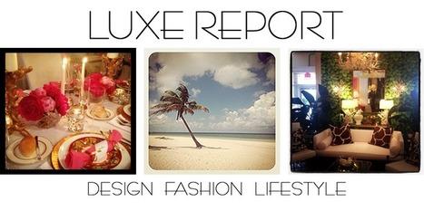 Luxe Report: Luxe Decor: French Chairs | Elise Valdorcia, Visual artist 3D, Interior decorator, restorer, designer... | Scoop.it
