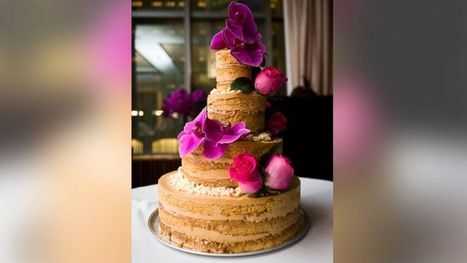 Brides Crave 'Naked' Cakes for Summer Weddings - ABC News | BLISSFUL EVENTS | Scoop.it