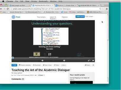 "Reflection on ""Teaching the Art of Academic Dialogue: A Discussion ... 