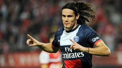 PSG 2-0 Toulouse: Cavani score, PSG on top | Soccer transfer news | Scoop.it