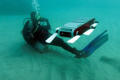 Undersea robot learns to ferret out the unusual and interesting | New Scientist | Heron | Scoop.it