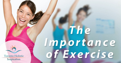 Your Weight Loss Plan: The Importance of Exercise | Holistic Nutrition Inspirations | Scoop.it