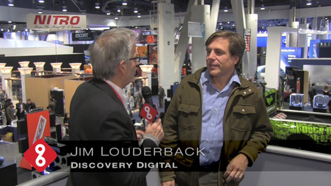 VIDEO: Jim Louderback on Discovery Digital's Content Strategy - | screen seriality | Scoop.it