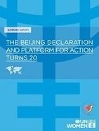 Informe de síntesis: la Declaración y la Plataforma de Acción de Beijing cumplen 20 años | Comunicando en igualdad | Scoop.it