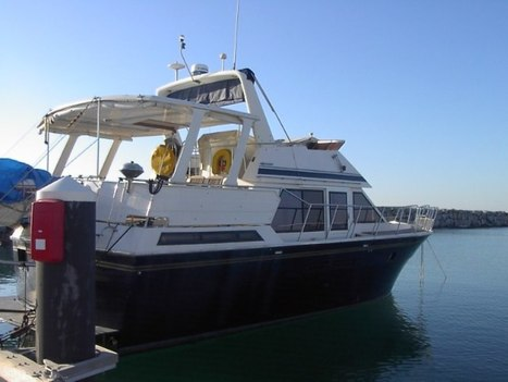 Trawler Trader Ranger 41 - 1994 - 123.000 euros TTC | Barcelona Yachting | Scoop.it