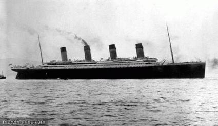 Colloque à Nantes: 100 ans après le Titanic, quelles leçons pour la sécurité maritime? | Mer et Marine | 1920's and Mr. Gatsby | Scoop.it