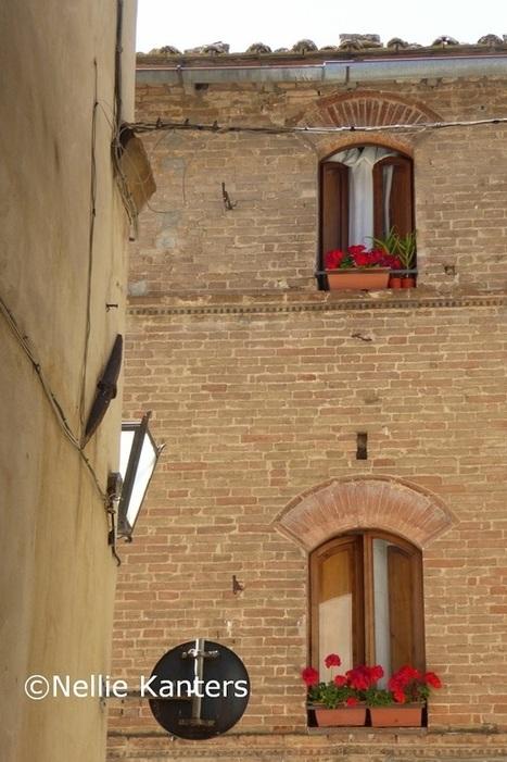 Pienza in prachtige plaatjes | Italy Traveller | Scoop.it