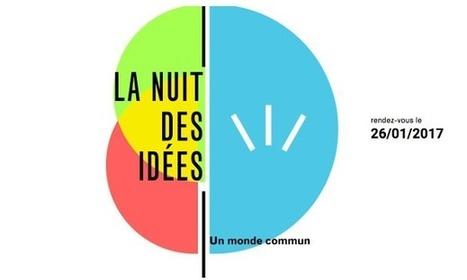 Appel à projets pour la 2e Nuit des idées   Revue du web Livre   Scoop.it