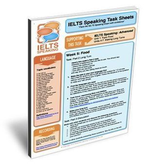 IELTS Speaking Task Sheets | english learning tips | Scoop.it