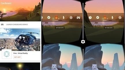 Las mejores aplicaciones de realidad virtual | Re-Ingeniería de Aprendizajes | Scoop.it