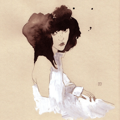 Conrad Roset - Musa 483 | Art Collecting with 5 Pieces Gallery | Scoop.it