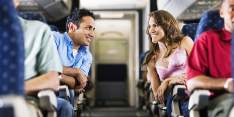 13 Air Travel Facts You Can Use To Impress The Hottie In The Window Seat | Travel Tips & Hacks | Scoop.it