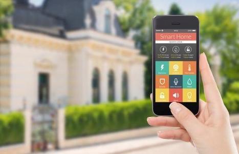 Domotique : 5 équipements incontournables pour une maison intelligente | Ma maison doHit Belgique | Scoop.it