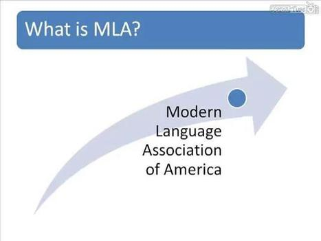 Citing Sources in MLA | Be Legal And Fair | Scoop.it