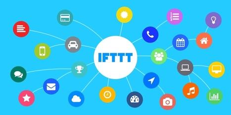Multiplication des usages des objets connectés grâce à la plateforme IFTTT - Web des Objets | Gadgets Connectés | Scoop.it