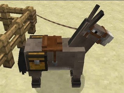 Minecraft Gets Horses and Donkeys! - n3rdabl3 | ardabea502 | Scoop.it