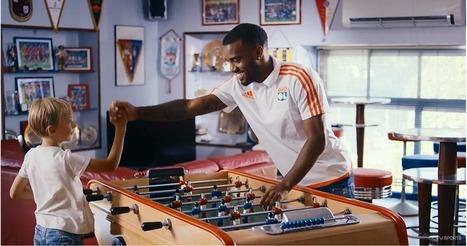L'Olympique Lyonnais parle de Ligue des Champions avec des kids | Sport and biz | Sportbusiness | Scoop.it