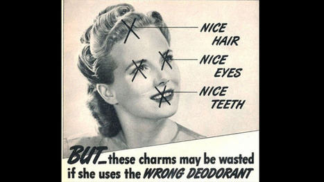 Selling Shame: 20 Outrageously Offensive Vintage Ads | A Cultural History of Advertising | Scoop.it