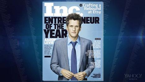 Inc. Magazine's Entrepreneur of the Year - Yahoo Finance | Tech & Startup | Scoop.it