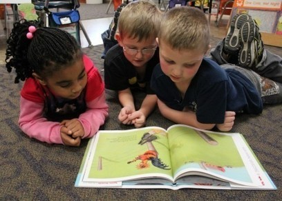 Great books that inspire a love of reading in kids — recommended by kids - Washington Post (blog)   Library   Scoop.it