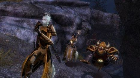 online game: Guild Wars 2 will lower the guilds threshold!   igshops game   Scoop.it
