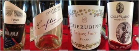 Fiano taste spotlight– three Australian states versus an Italian wine producer | Wine Education | Wine Tour | Wine Consultant | Scoop.it