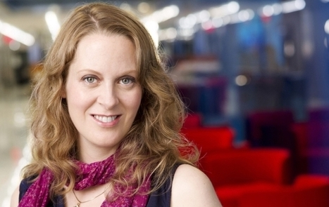 Liz Heron Leaves 'WSJ' For Facebook Post - AllFacebook | Entrepreneurship, Innovation | Scoop.it