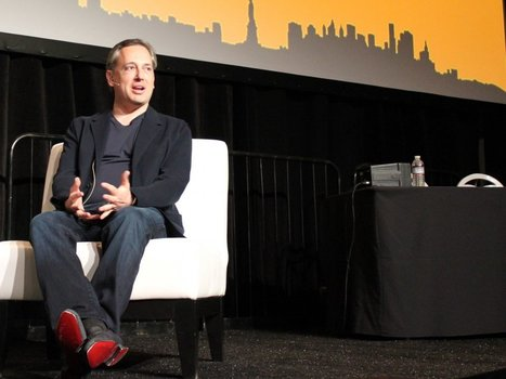 Why one of the most successful people in tech took the No. 2 job at a startup   Linguagem Virtual   Scoop.it
