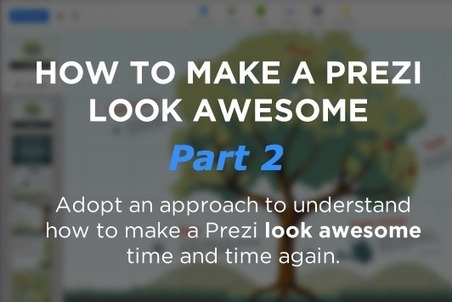 Prezi - Blog - How to create a prezi that will blow away your audience, part2. | Presentations | Scoop.it