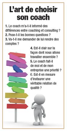 Coaching : mode ou nécessité ? – Entreprendre.fr   Développement personnel dans son organisation (ESS, traditionnelle, Institutions...)   Scoop.it