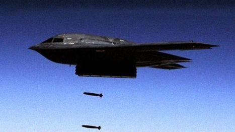 US will bomb Syria with 'B-2, B-52' | Saif al Islam | Scoop.it