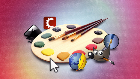 Alternativas a Adobe Creative Suite en software libre y barato | Recursos educativos interactivos para hacer en casa con nuestros hijos | Scoop.it