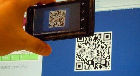 ¿Qué son los códigos QR? | eduhackers.org | Scoop.it