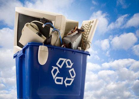 Nueva directiva europea sobre residuos de aparatos eléctricos y electrónicos | Infraestructura Sostenible | Scoop.it