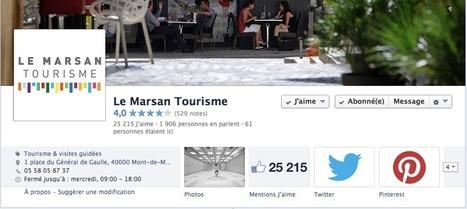 Retour d'expérience dans le tourisme : gagner de la notoriété grâce à Facebook? | Facebook Pages | Scoop.it
