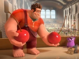 John C Reilly on 'Wreck-It Ralph': 'Animation can be a real challenge' | Bluetaob | Scoop.it