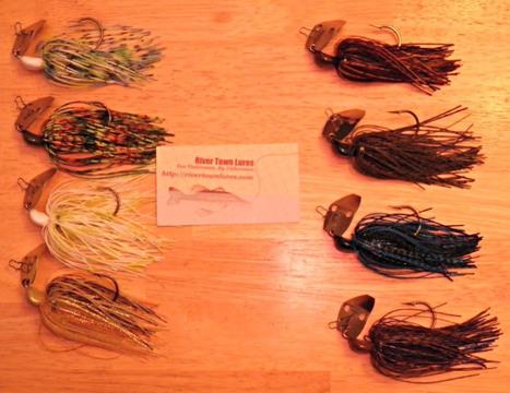 Bladed Swim Jig Tutorial | Bass Fishing | Scoop.it