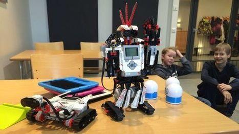 Roboteilla leikkimisestä opiskelua – tietokoneohjelmointi osaksi opetussuunnitelmaa | Samin silmin | Scoop.it