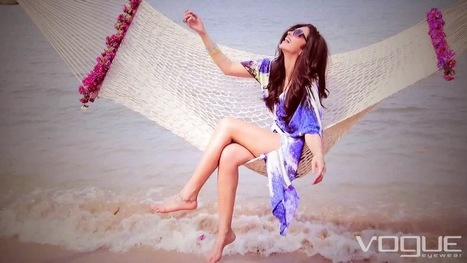 world of celebrity : Deepika padukone stunning photos from vogue eyewear photoshot | deepika padukone hot photos | Scoop.it