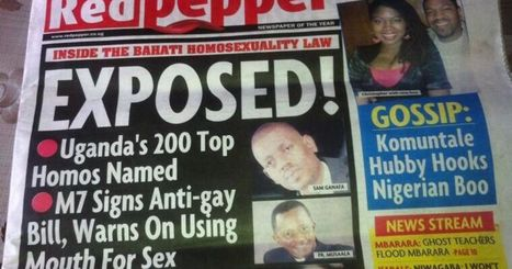 How LGBT Activists Accidentally Helped Pass Uganda's Anti-Gay Laws - PolicyMic | LGBT Times | Scoop.it