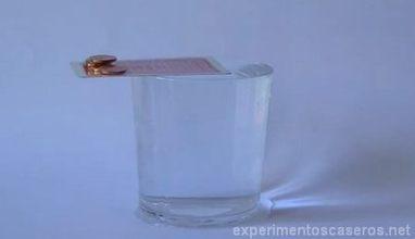 Experimentos sobre Cohesión Molecular y Tensión Superficial | DETERGENCY | Scoop.it