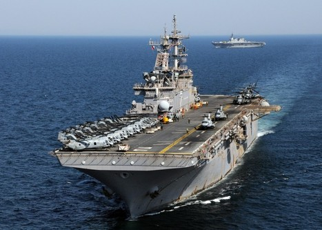 The USS Essex Warship Is Taking 3D Printer To Sea permanently installed. | Additive Manufacturing News | Scoop.it