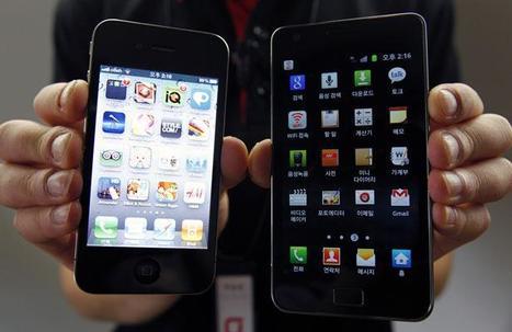 Samsung vs Apple: Le procès, décrit comme crucial, touche à sa fin - 20minutes.fr | Smartphones et réseaux sociaux | Scoop.it