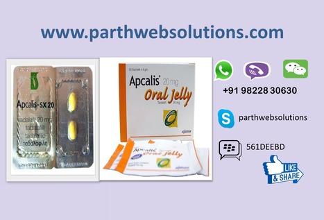 Apcalis - SX (Cialis & Tadalafil Tablets) | Pharmacy Dropshipping | Scoop.it