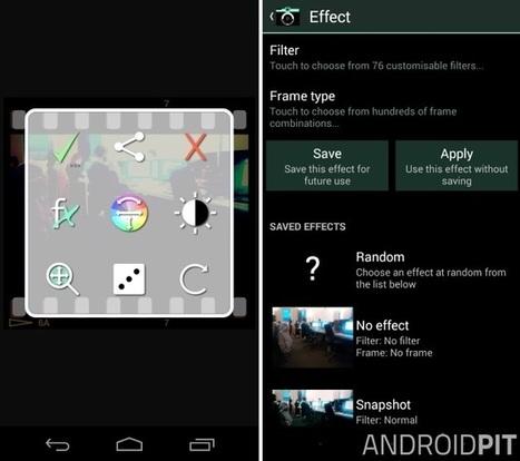 Las mejores aplicaciones para editar fotos - AndroidPIT   arte y tecnología   Scoop.it