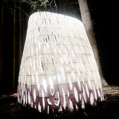 "California duo create ""world's first 3D-printed architecture"" 